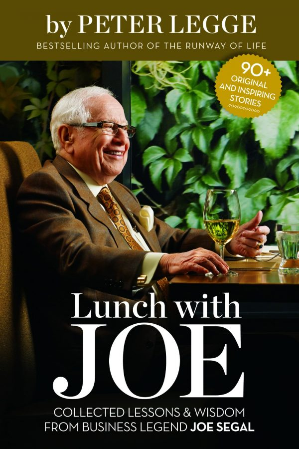 Lunch with Joe-By Peter Legge