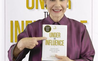 "Presentation Skills Expert Patricia Fripp endorses ""Under The Influence"""