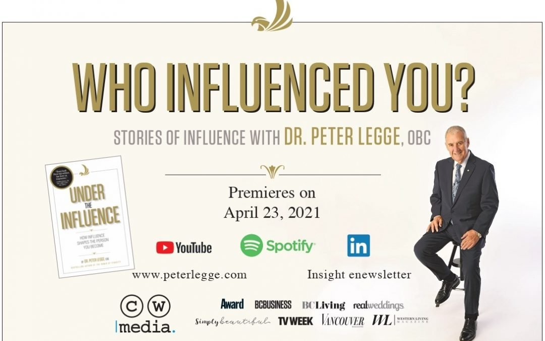 Stories of Influence