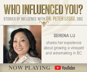 The Fruits of Growing a Vineyard – Story of Serena Lu