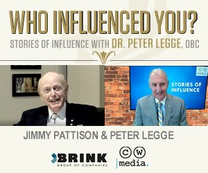 Jim Pattison  in Stories of Influence