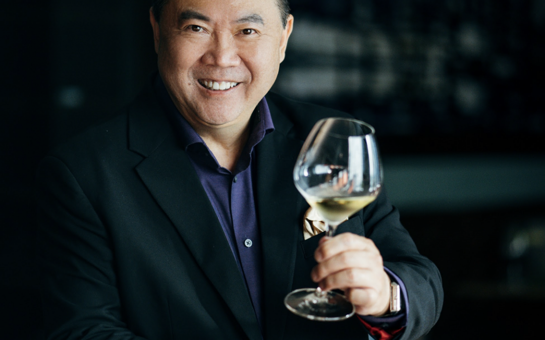 """""""know more about the founder of Asia Pacific Wine and Spirit Institute"""""""